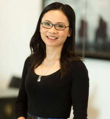Li Tian 田丽